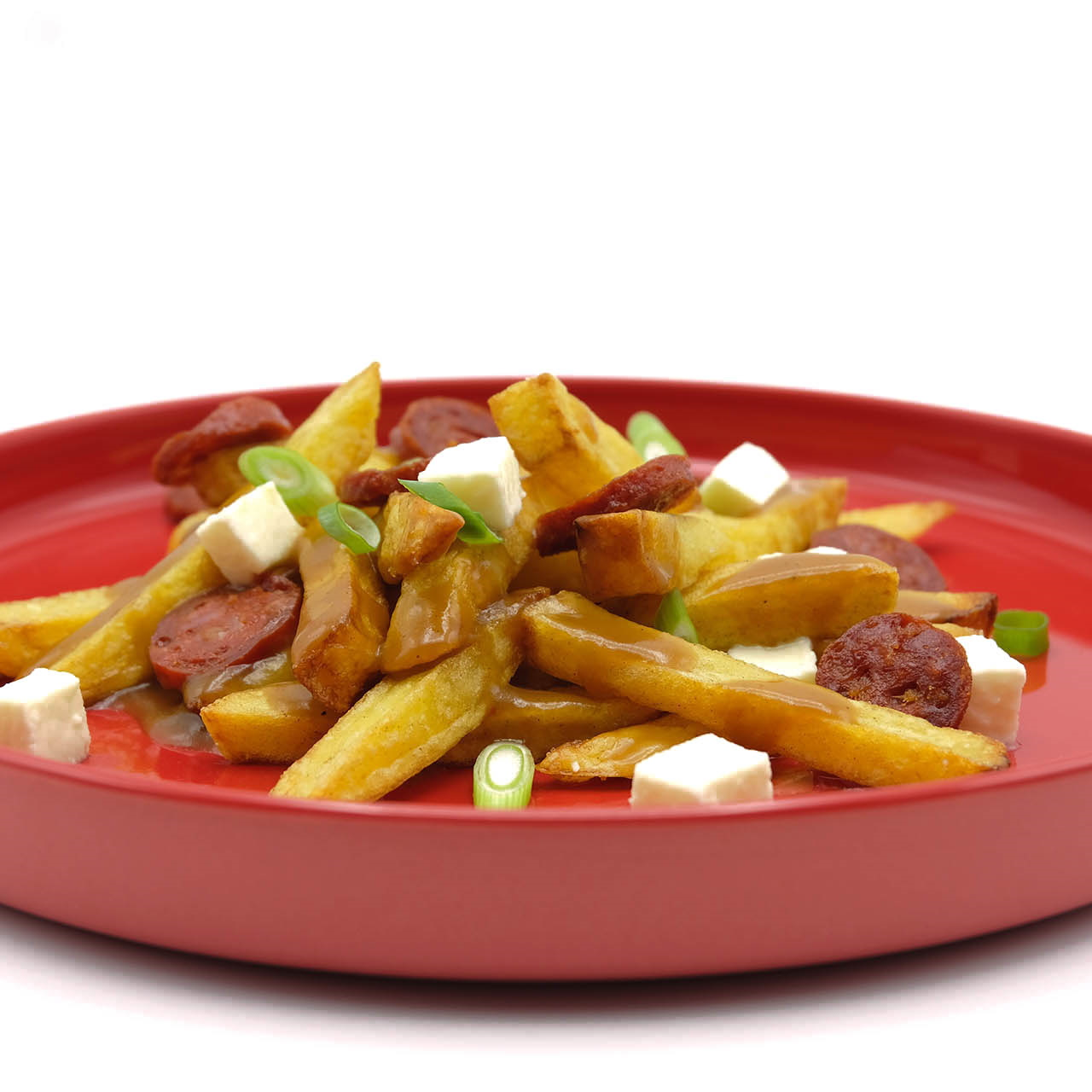 Rezept Poutine Popdish Foodblog Gerichte, die knallen