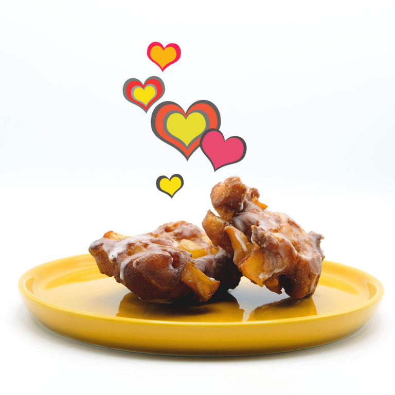 Rezept Apple Fritters Popdish Foodblog Gerichte, die knallen