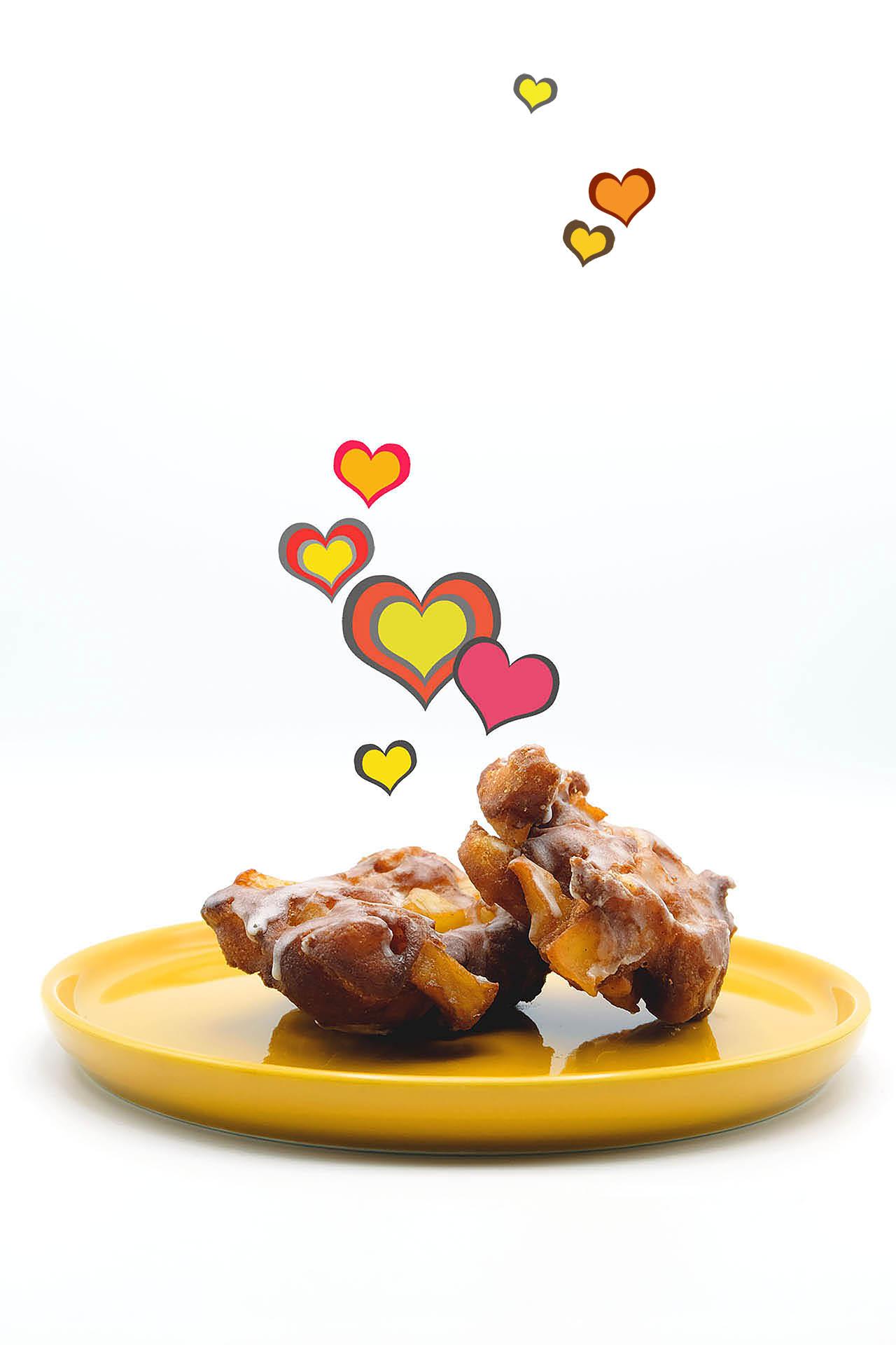 Rezept Apple Fritters Popdish Foodblog, Gerichte, die knallen,
