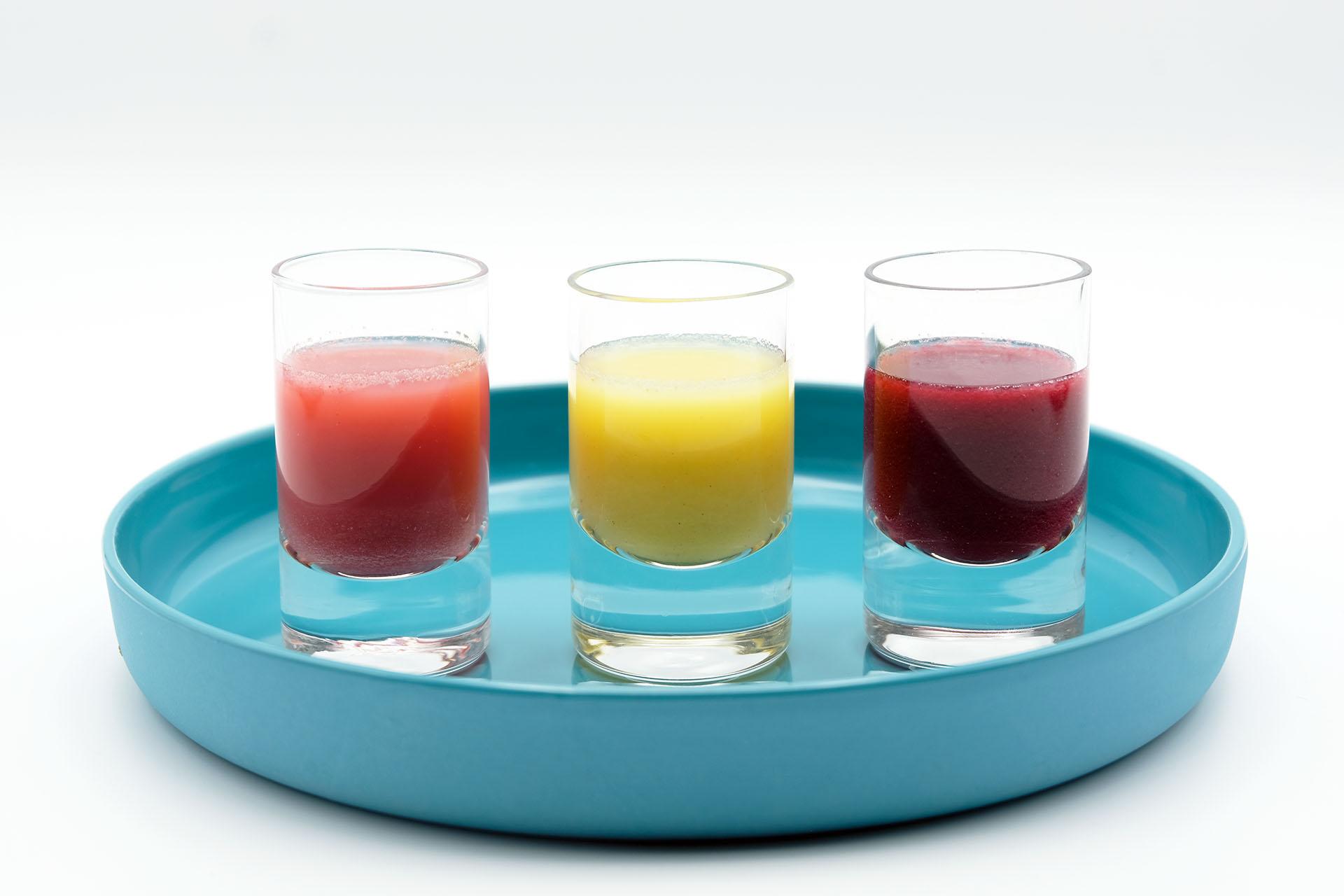 Rezept Ingwer Shot Popdish Foodblog Gerichte, die knallen