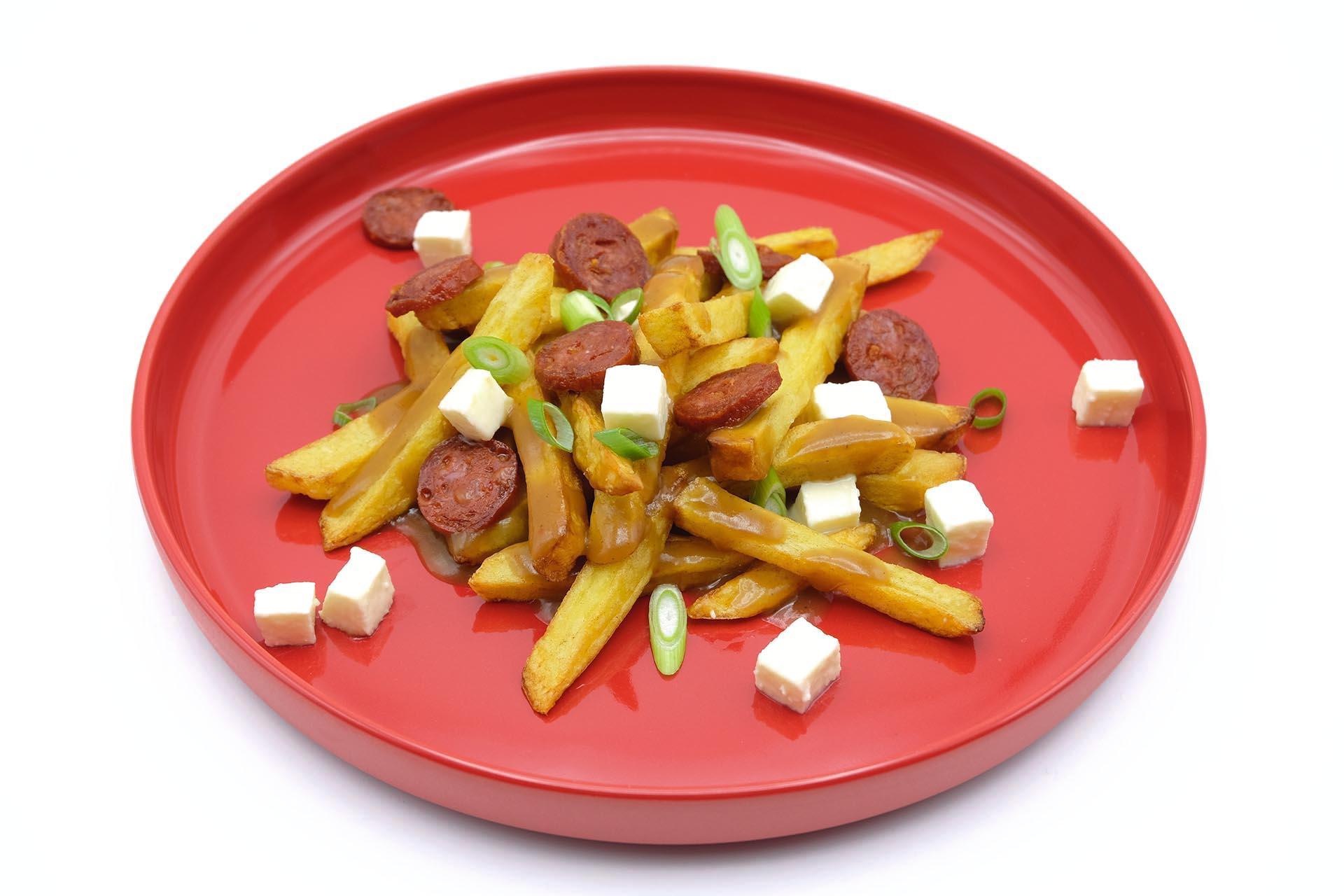 Rezept Poutine Popdish Foodblog, Gerichte, die knallen,