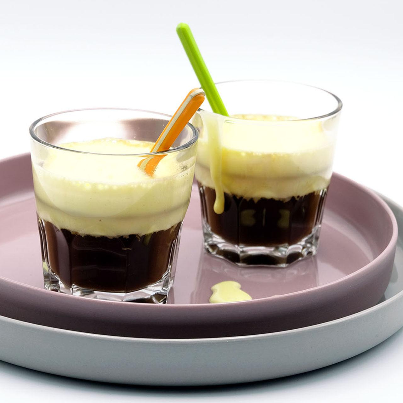 Rezept vietnamesischer Eierkaffee Ca Phe Trung Popdish Foodblog, Gerichte, die knallen,