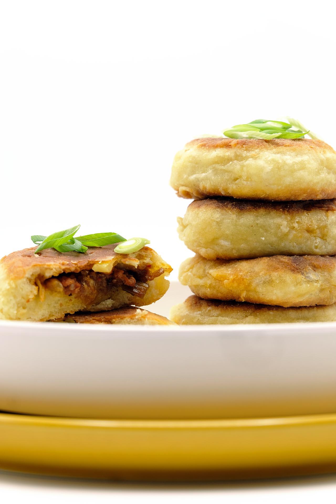 Rezept Kimchi Pancakes Popdish Foodblog, Gerichte, die knallen,