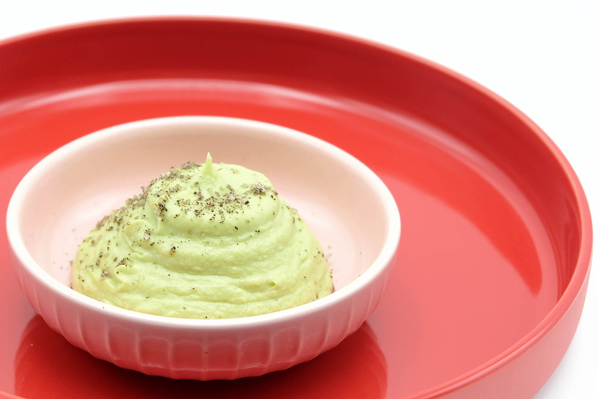 Rezept für Avocadocreme Popfood