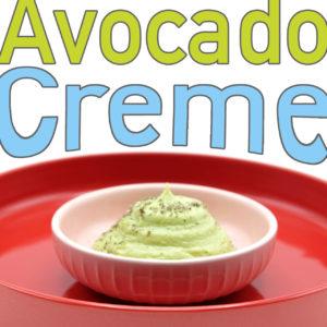 Rezept für Avocadocreme Popdish Foodblog, Gerichte, die knallen,