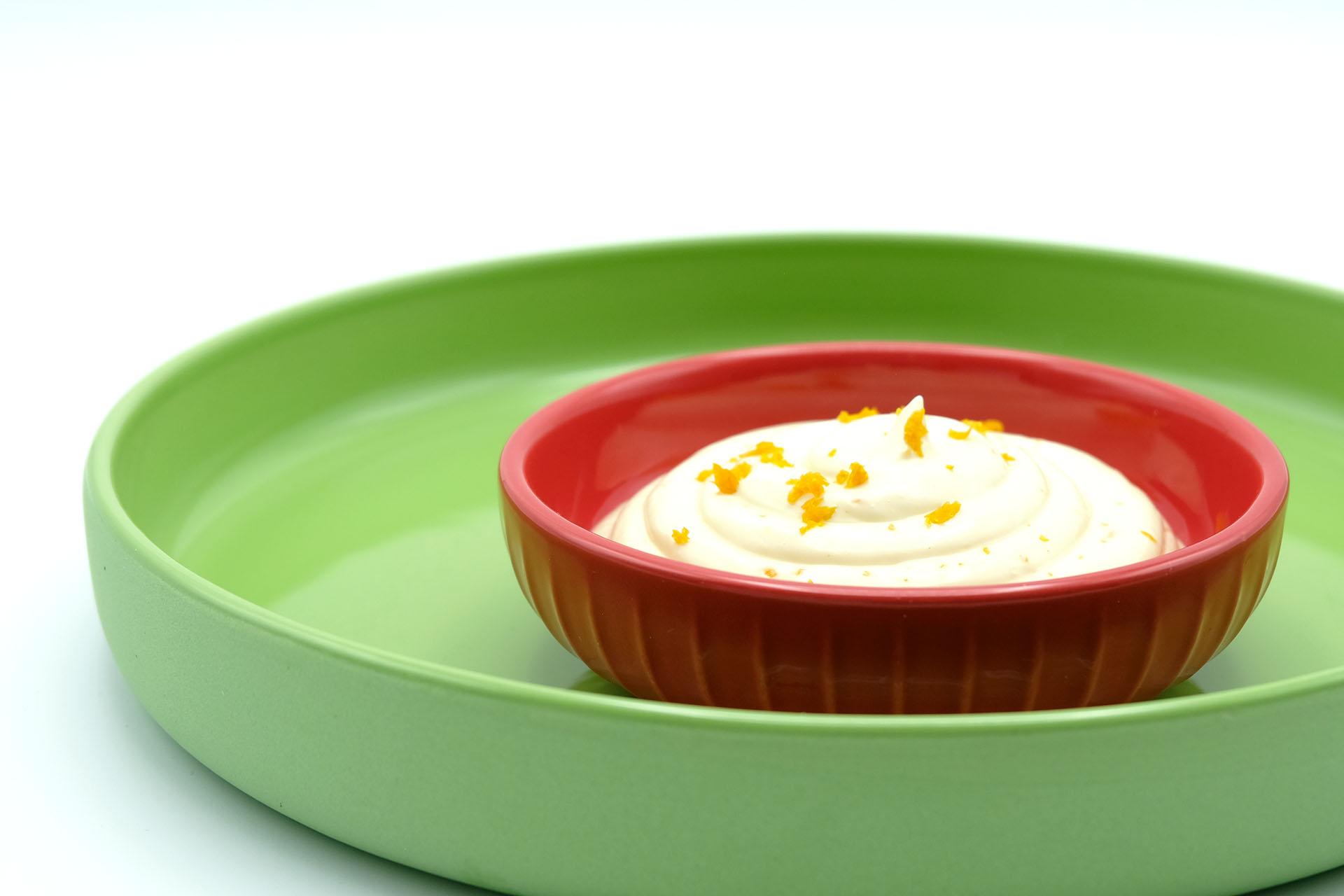 Rezept für fruchtige Zitrus Mayo Popfood