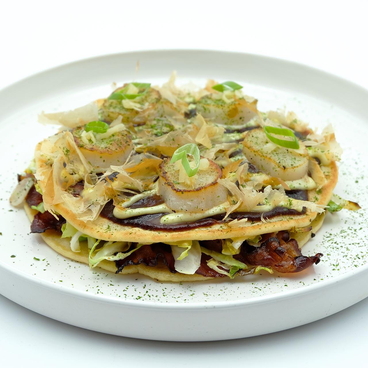 Rezept für Okonomiyaki Popdish Foodblog, Gerichte, die knallen,