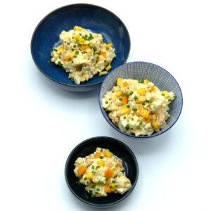 Rezept fürkoreanischer Kartoffelsalat Popdish Foodblog, Gerichte, die knallen,